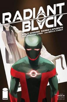 Radiant Black #6 Cvr B Okamoto