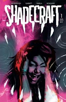 Shadecraft #1 2nd Ptg