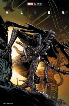 Alien #5 Giangiordano Var