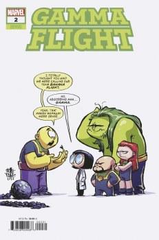 Gamma Flight #2 (of 5) Young Var