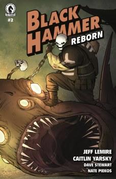 Black Hammer Reborn #2 (of 12) Cvr A Yarsky