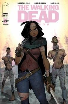 Walking Dead Dlx #19 Cvr G Milton