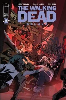 Walking Dead Dlx #19 Cvr H Conley