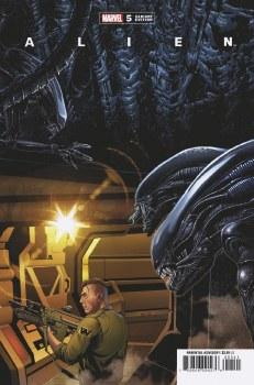 Alien #5 Larroca Var
