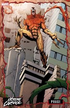 Extreme Carnage Phage #1 Johnson Connecting Var