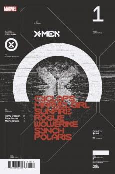 X-Men #1 Muller Design Var