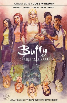 Buffy the Vampire Slayer TP VOL 07 (C: 0-1-2)