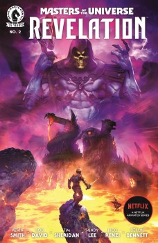 Masters of the Universe Revelation #2 (of 4) Cvr A Wilkins