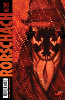 Rorschach #10 Cvr B Cardstock Frison Var (Mr)