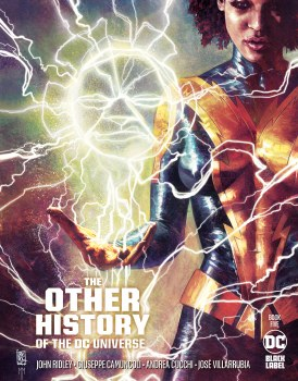 Other History of DC Universe #5 (of 5) Cvr A Camuncoli (Mr)
