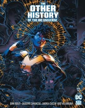 Other History of DC Universe #5 (of 5) Cvr B Campbell Var