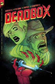Deadbox #2 Cvr B Howell