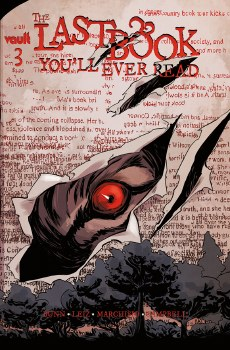 Last Book Youll Ever Read #3 Cvr B Hickman