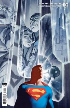 Action Comics #1034 Cvr B Cardstock Var
