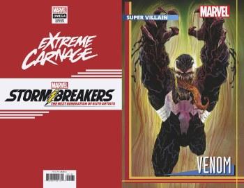 Extreme Carnage Omega #1 Cassara Stormbreakers Var