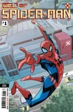 Web of Spider-Man #1 (of 5) 2nd Ptg Gurihiru Var