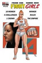 Fight Girls #4