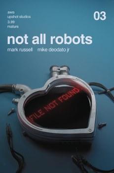 Not All Robots #3 (Mr)