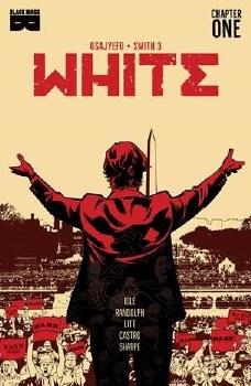White #1 2nd Ptg (Mr)