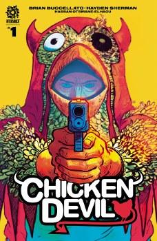 Chicken Devil #1 Cvr A  Hayden Sherman