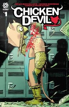 Chicken Devil #1 Cvr B 15 Copy Incv David Lopez