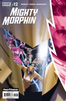 Mighty Morphin #12 Cvr A Lee (C: 1-0-0)