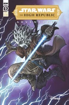 Star Wars High Republic Adventures #9 Cvr A Tolibao (C: 1-0-