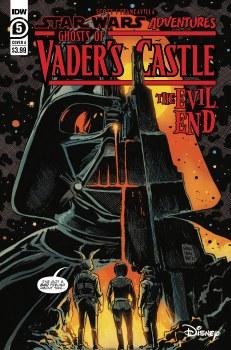 Star Wars Adv Ghost Vaders Cas