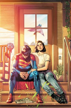 Action Comics #1035 Cvr A Daniel Sampere