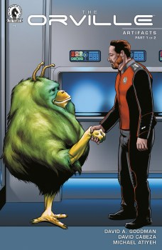 Orville Artifacts #1 (of 2)