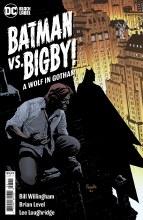 Batman Vs Bigby a Wolf In Gotham #1 (of 6) Cvr A Paquette