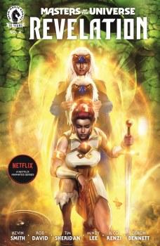 Masters of the Universe Revela