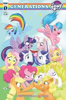 My Little Pony Generations #1