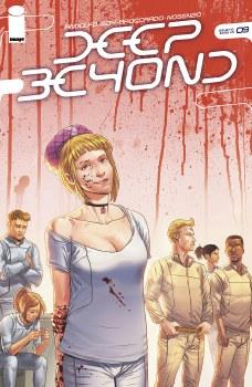 Deep Beyond #9 (of 12) Cvr A Broccardo