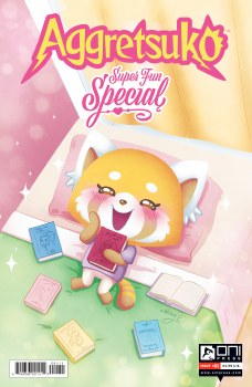 Aggretsuko Super Fun Spec Cvr