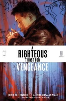Righteous Thirst For Vengeance #1 Cvr E 25 Copy Incv Lotay (