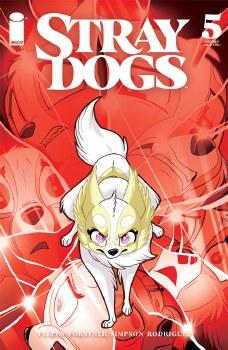 Stray Dogs #5 2nd Ptg Cvr A