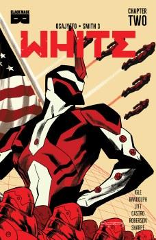 White #2 2nd Ptg (Mr)