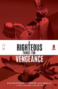 Righteous Thirst For Vengeance #1 Cvr B Bengal (Mr)
