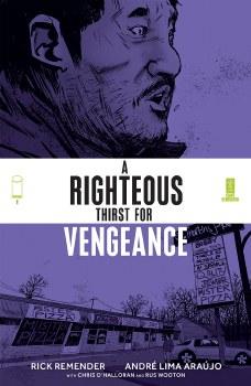 Righteous Thirst For Vengeance #1 Cvr D 10 Copy Incv Greene