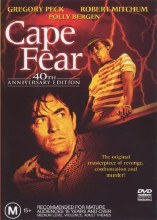 Cape Fear (1962) DVD