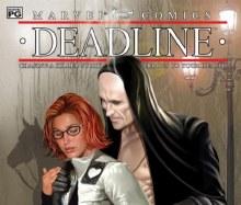 Deadline #3 (Of 4)