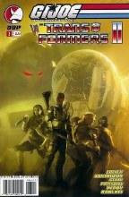 Gi Joe Vs Transformers VOL 2 #3 Cvr B