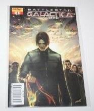 Battlestar Galactica Zarek #1