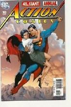 Action Comics Annual Var Cvr #10