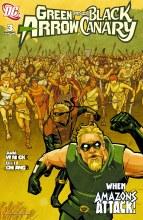 Green Arrow Black Canary Var ED #3