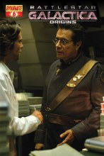 Battlestar Galactica Origins #6