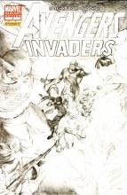 Avengers Invaders #1 (of 12) Ross Sketch Var
