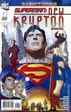 Superman New Krypton Special #1 Var Ed