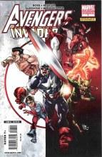Avengers Invaders #7 (of 12) Ferry Var